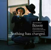 BOWIE DAVID  - CD NOTHING HAS CHANG..