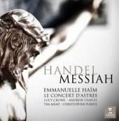 HAIM EMANUELLE/CONCERT D'ASTR  - 2xCD HANDEL: MESSIAH HANDEL, G. F.