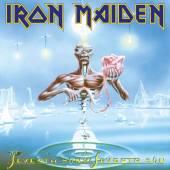 IRON MAIDEN  - VINYL SEVENTH SON OF..
