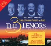 3 TENOR KONCERT 1994 (DVD/CD)  - 2xDVD MEHTA, PAVAROT..