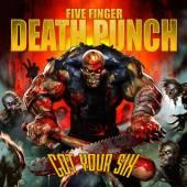 FIVE FINGER DEATH PUNCH  - CD GOT YOUR SIX