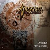 MAGNUM  - CD LONG DAYS BLACK NIGHTS
