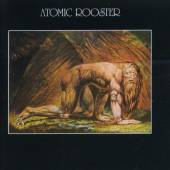 ATOMIC ROOSTER  - CD DEATH WALKS BEHIND YOU