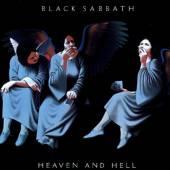 BLACK SABBATH  - CD HEAVEN AND HELL [R]