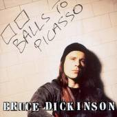 DICKINSON BRUCE  - 2xCD BALLS TO PICASSO