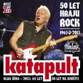 KATAPULT  - 2xCD 50 LET HRAJU ROCK!