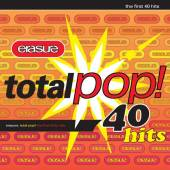 ERASURE  - 2xCD TOTAL POP! THE FIRST 40 HITS