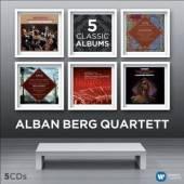 ALBAN BERG QUARTETT  - 5xCD 5 CLASSIC ALBUMS