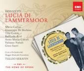 CALLAS MARIA  - 2xCD DONIZETTI: LUCIA DI LAMMERMOOR