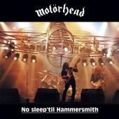 MOTORHEAD  - 2xVINYL NO SLEEP 'TI..