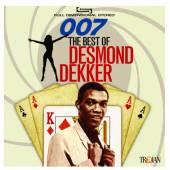DEKKER DESMOND  - 2xCD 007: THE BEST OF DESMOND DEKKER