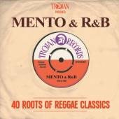 VARIOUS  - 2xCD TROJAN PRESENTS: MENTO & R&B