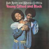 BOB & MARCIA  - CD YOUNG,GIFTED & BLACK