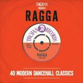 VARIOUS  - CD TROJAN PRESENTS RAGGA