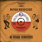 VARIOUS  - 2xCD TROJAN PRESENTS: BOSS REGGAE