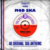 VARIOUS  - 2xCD TROJAN PRESENTS: MOD SKA
