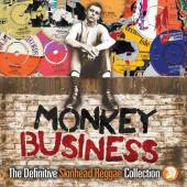 VARIOUS  - 2xCD MONKEY BUSINESS..