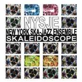 NEW YORK SKA JAZZ ENSEMBL  - CD SKALEIDOSCOPE