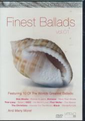 VARIOUS  - DVD FINEST BALLADS VOL.01