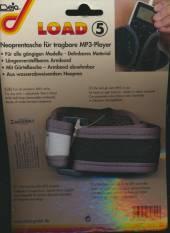 DEJA NA MP3 PREHRAVAC, BAG LOAD 5, SIVA - supershop.sk