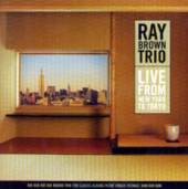 BROWN RAY  - CD LIVE FROM NEW YORK TO TOKYO