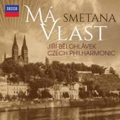 BELOHLAVEK/CESKA FILHARMON  - CD MA VLAST