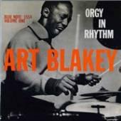 BLAKEY ART  - VINYL ORGY IN RHYTHM [VINYL]