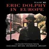 DOLPHY ERIC  - VINYL IN EUROPE -TRANSP. RED- [VINYL]
