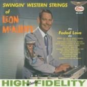MCAULIFF LEON  - VINYL SWINGIN' WESTERN.. [VINYL]