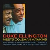 ELLINGTON DUKE  - CD MEETS COLEMAN HAWKINS