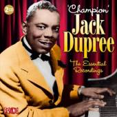 DUPREE CHAMPION JACK  - 2xCD ESSENTIAL RECORDINGS