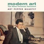 ART PEPPER (1925-1982)  - 2xCD MODERN ART: THE..