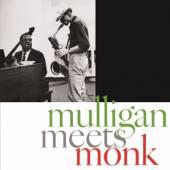 MULLIGAN GERRY & THELONI  - CD MULLIGAN MEETS MONK