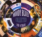 MOODY BLUES  - 3xCD COLLECTED -54TR-