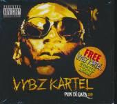 VYBZ KARTEL  - CD PON DI GAZA 2.0