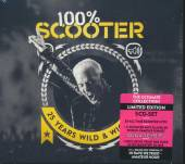 100% SCOOTER - 25 YEARS WILD & WICKED [Limited 5CD Digipack] - supershop.sk