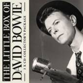 DAVID BOWIE  - 3xCD THE LITTLE BOX OF DAVID BOWIE (3CD)