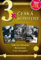 3X CESKA KOMEDIE 03 - supershop.sk
