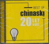 CHINASKI  - 2xCD 20 LET V SITI