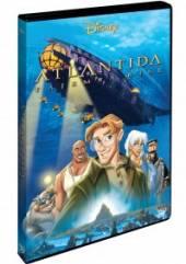 FILM  - DVD ATLANTIDA: TAJEMNA RISE