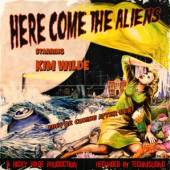 WILDE KIM  - CD HERE COME THE ALIENS