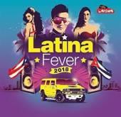 LATINA FEVER 2018  - 4xCD LATINA FEVER 2018