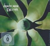DEPECHE MODE  - 2xCD+DVD EXCITER +DV..