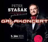 STASAK PETER  - CD+DVD GALAKONCERT (CD+DVD)