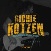 RICHIE KOTZEN  - 3xCD TELECASTERS & STRATOCASTERS