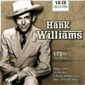 WILLIAMS HANK  - 10xCD MOVE IT ON OVER