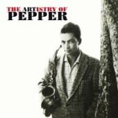 ART PEPPER  - CD ARTISTRY OF PEPPER