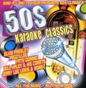 KARAOKE  - CD 50'S KARAOKE CLASSICS