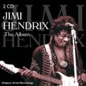 JIMI HENDRIX  - CD+DVD THE ALBUM (2CD)
