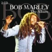 BOB MARLEY  - CD+DVD THE ALBUM (2CD)